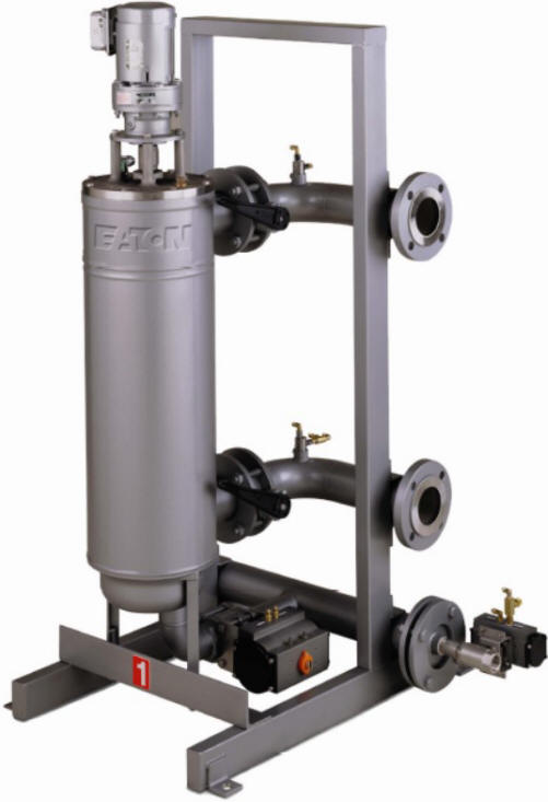 Eaton DCF-2000-filter system with manifold